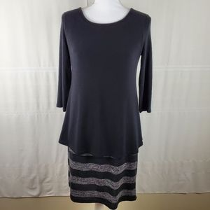 Hail3y:23 Stitch Fix NWT Joel 3/4 Popover dress M